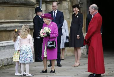 Kate Middleton tiene una excelente relación con la casa Windsor