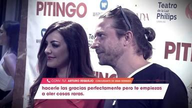 Arturo Requejo anuncia su ruptura con Merche en Viva la vida