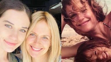 Ella Travolta se despide de su madre, Kelly Preston