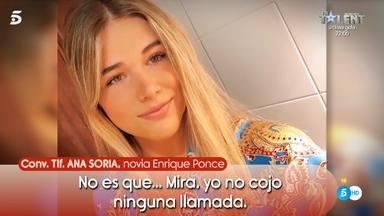 Salen a la luz las verdaderas intenciones de Ana Soria con Enrique Ponce