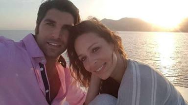 Eva González y Cayetano en instagram
