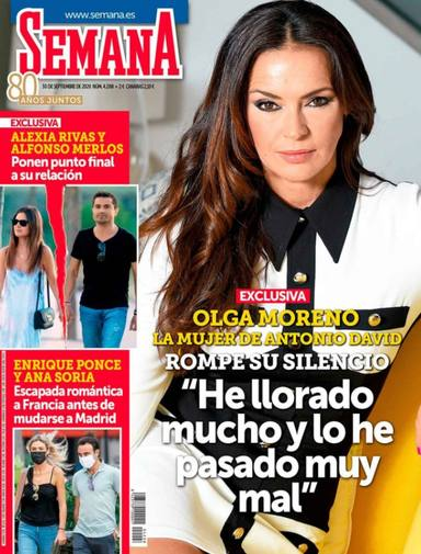 Olga Moreno entrevista