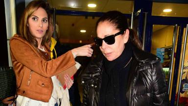Isabel Pantoja tuvo un imperdonable gesto con Irene Rosales cuando murió su madre