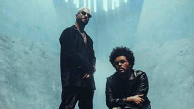 Maluma rompe el internet regalando a sus fans el remix de Hawái junto a The Weeknd