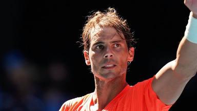 Rafa Nadal hace un parón en su carrera en el mundo del tenis