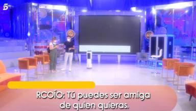 Rocío Carrasco y Kiko Matamoros, pillados: 'Sálvame' saca a la luz una conversación detrás de cámaras