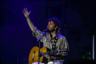 Manuel Carrasco en el Concert Music Festival