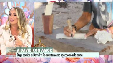 Antonio David planea un nuevo movimiento: Rocío Flores confiesa qué va a hacer para recibir a Olga Moreno