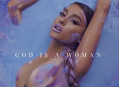 """""""God is a woman"""", lo nuevo de Ariana Grande"""