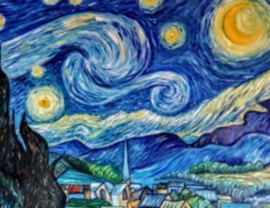 El cuadro de Van Gogh que tiene vida propia