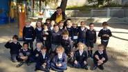 Jimeno en el colegio San Luis de los Franceses