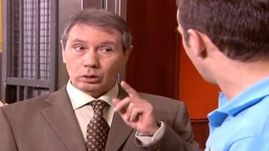 Nicolás Dueñas dio vida a Rafael en 'Aquí no hay quien viva'