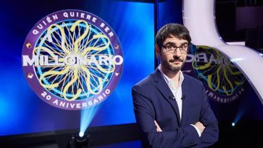 Así ha sido el estreno de Juanra Bonet al frente de '¿Quién quiere ser millonario?'
