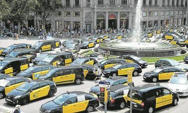 No hi haurà vaga de taxis durant el Mobile