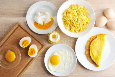 las yemas de huevo son malas para la diabetes