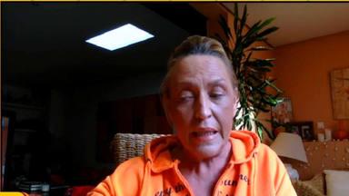 Sálvame: Lydia Lozano aislada en su casa coronavirus charlie