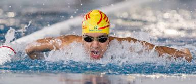 Enhamed Enhamed, medallista paralímpico