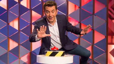 Arturo Valls tira de humor para enfrentarse a las cocinas de 'MasterChef' con su nuevo concurso 'Improvisando'