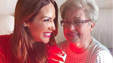 La preocupación de Tamara Gorro por la salud de su abuela, ingresada en el hospital