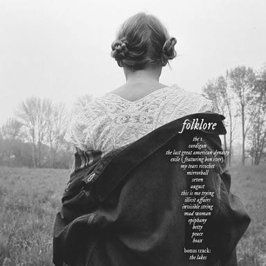 Todas las canciones de Folklore, el nuevo álbum de Taylor Swift