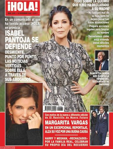 Isabel Pantoja HOLA