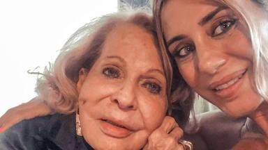 """""""Ojalá me hubieses enseñado a vivir sin tí"""": las emotivas palabras de Elena Tablada recordando a su abuela"""