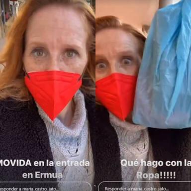Tierra, trágame de María Castro por culpa de su bebé de 4 meses