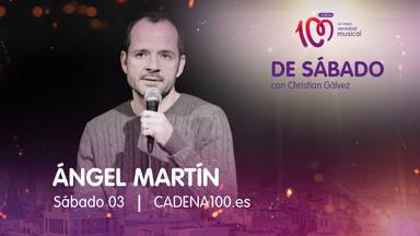 Ángel Martín será el invitado encargado de alegrarte el fin de semana en 'De Sábado con Christian Gálvez'