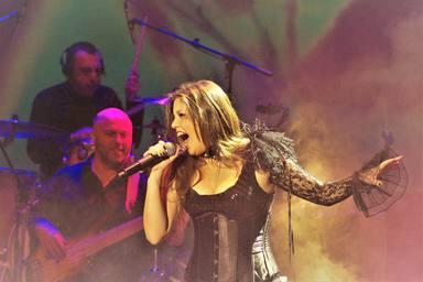 Cristina Ramos presenta Rock Talent, un espectáculo sin precedentes con su voz inigualable como protagonista