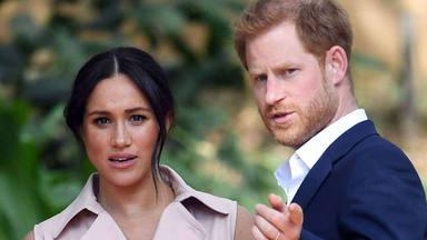 El príncipe Harry y Meghan Markle se pronuncian ante la llegada de su hija Lilibet Diana
