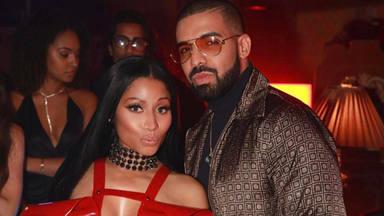 Revuelo ante una posible colaboración de Drake y Nicki Minaj