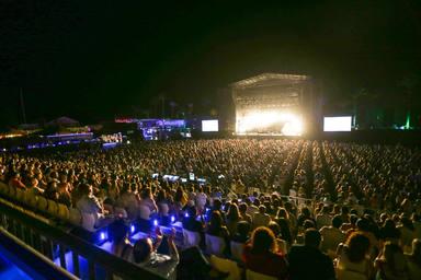 Pablo López hizo vibrar al entregado público de su espectáculo en el Concert Music Festival