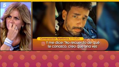 La nueva pareja de Marta López rompe su silencio y manda un claro mensaje: Pueden decir lo que quieran