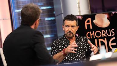 Antonio Banderas vuelve a 'El Hormiguero'
