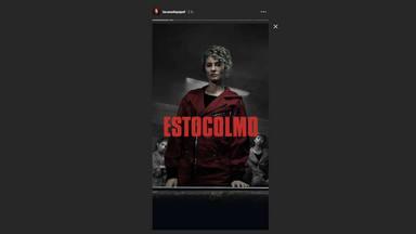 Esther Acebo da vida a Mónica Gaztambide (Estocolmo) en La casa de papel 3