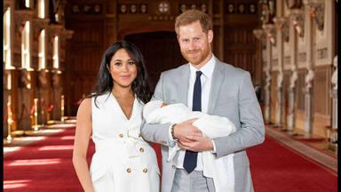 Así ha sido el bautizo de Archie: íntimo, familiar y con una notable ausencia