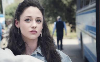 Elena Rivera en 'Cuéntame'