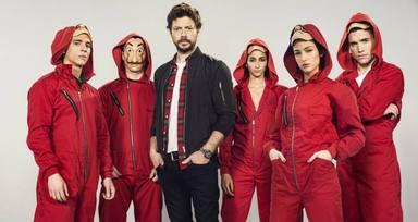 'La casa de papel' tindrà cinquena temporada