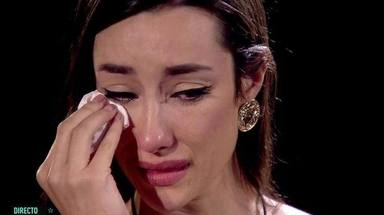 Adara despeja todas las dudas sobre su tensa relación de pareja con Hugo Sierra