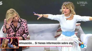 mma García, al límite en 'Viva la vida': ''Basta ya, estamos haciendo el ridículo''