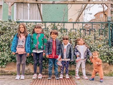 Verdeliss es una influencer madre de 7 hijos