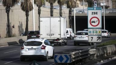 36.000 vehicles han deixat de circular per la Zona de Baixes Emissions