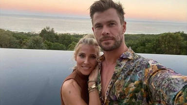 Elsa Pataky y Chris Hemsworth, la pareja de moda