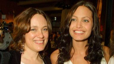 Angelina Jolie y su madre, como dos gotas de agua