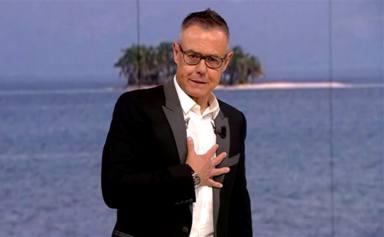 Jordi González se despidió de los espectadores del debate de Supervivientes de una manera extraña