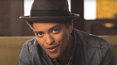 """Bruno Mars con """"Just The Way You Are"""" nos da nuestra clase de inglés a base de piropos"""