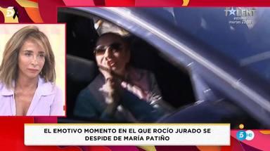 María Patiño se emociona al recordar a Rocío Jurado en el aniversario de su muerte