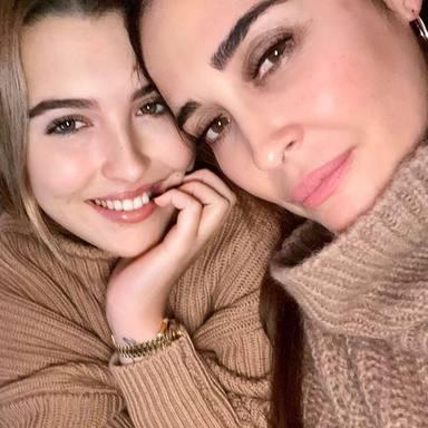 Los consejos de Vicky Martin Berrocal a su hija