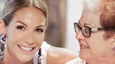 Tamara Gorro, muy preocupada por su abuela, ingresada en el hospital
