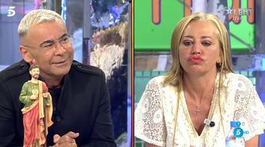 Belén Esteban está al límite con Jorge Javier